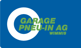 Garage Pneu-In AG Wimmis Logo